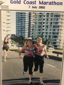 Serena Dot Ryan - 2002 Gold Coast Marathon