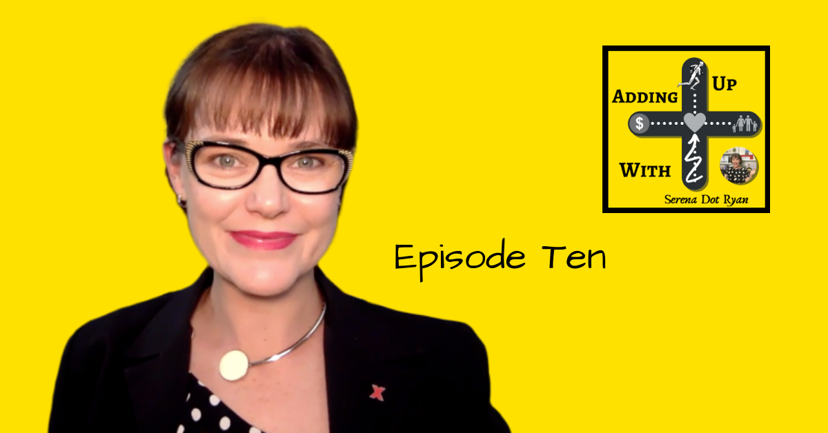 ADU: Adding Up Podcast - Back to the future with Sally Hams